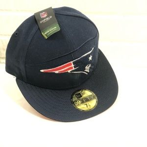 NFL New England Patriots fitted cap NEW ERA